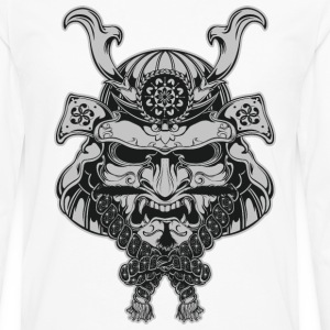 Samurai Mask - Men's Premium Long Sleeve T-Shirt