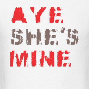 she T-Shirts - Men's T-Shirt