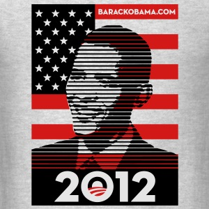 Barack Obama 2012 T-Shirts - Men's T-Shirt