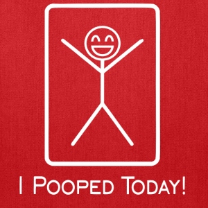 pooped T-Shirts - Tote Bag