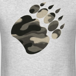 CAMO BEAR T-Shirts - Men's T-Shirt