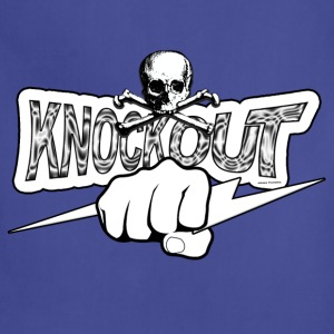 Knockout Fighter 2 T-Shirts - Adjustable Apron