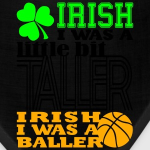 St. Patrick's Madness Irish Baller (Tri-color) - Bandana