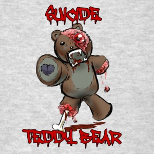 Suicide Teddy Bear - Men's T-Shirt