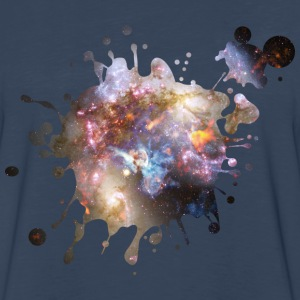Cosmic Paint Tank Tops - Men's Premium Long Sleeve T-Shirt