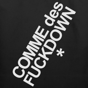 COME DES FUCKDOWN T-Shirts - Eco-Friendly Cotton Tote