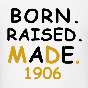 ALPHA PHI ALPHA TANK BORN RAISED - Men's T-Shirt