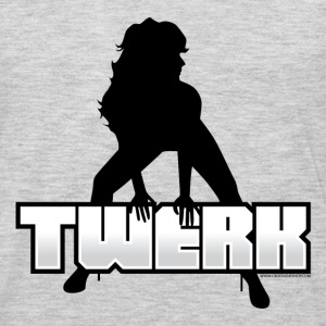 Twerk - Men's Premium Long Sleeve T-Shirt