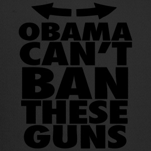 Obama Can't Ban These Guns Tank Tops - Trucker Cap