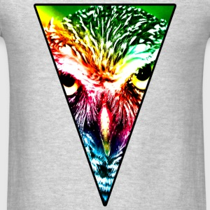 Rainbow Owl Tank Tops - Men's T-Shirt