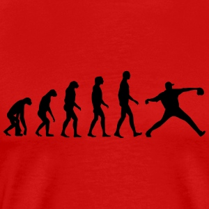 baseball evolution Tank Tops - Men's Premium T-Shirt