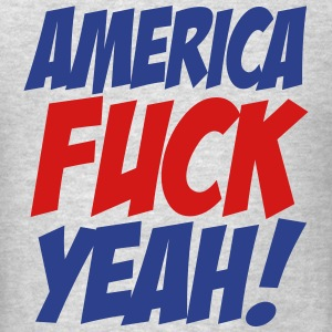 'merica_fuck_yeah! Tank Tops - Men's T-Shirt