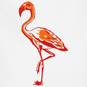 flamingo Tank Tops - Adjustable Apron