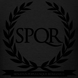 SPQR Tank Tops - Men's T-Shirt