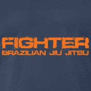 BJJ Fighter Tank Tops - Men's Premium T-Shirt