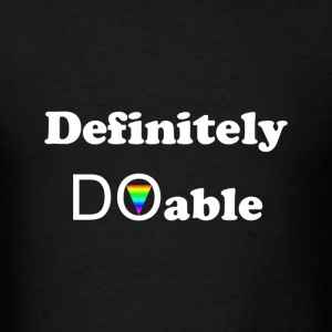 Definitely Doable - Men's T-Shirt