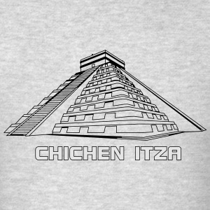 Chichen Itza - Men's T-Shirt