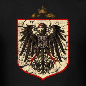 German Imperial Eagle - Men's T-Shirt