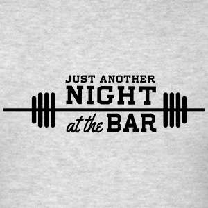 Just another night at the bar Tank Tops - Men's T-Shirt