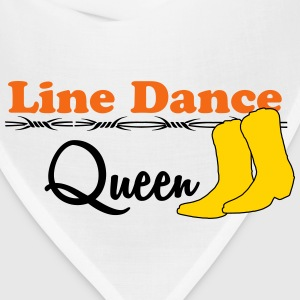 Line Dance Queen T-Shirts - Bandana