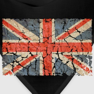 UK Flag Distressed - Bandana