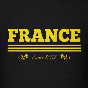 Vintage FRANCE since 1792 - Men's T-Shirt