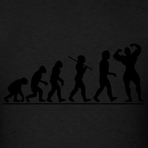 Evolution Gym Motivation Tank Tops - Men's T-Shirt