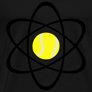 tennis atom Tank Tops - Men's Premium T-Shirt