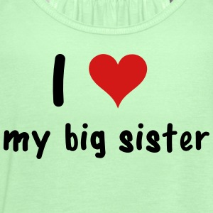 Sister Kids' Shirts - Women's Flowy Tank Top by Bella