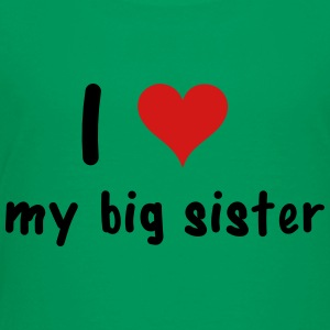 Sister Kids' Shirts - Toddler Premium T-Shirt