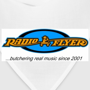 White radio_flyer_buthering Men - Bandana