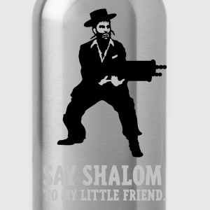 Say shalom to my little friend. - Water Bottle