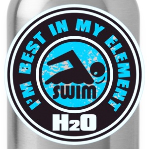 H2O_SWIMMER - Water Bottle