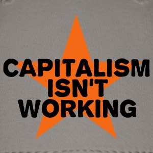 Khaki capitalism isn't working T-Shirts - Baseball Cap