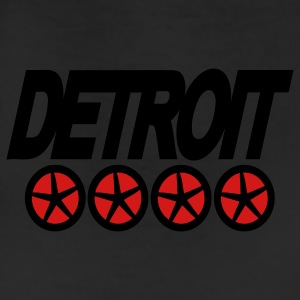 Black Detroit On Wheels Sweatshirts - Leggings