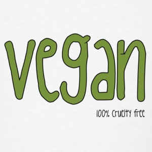Vegan Buttons - Men's T-Shirt