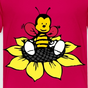 Azalea cute bee Sweatshirts - Toddler Premium T-Shirt