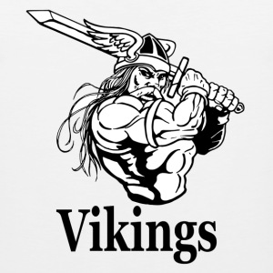 Vikings - Men's Premium Tank