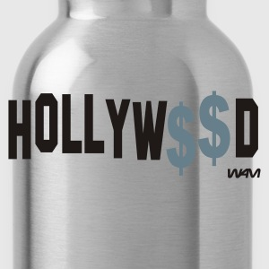 Black hollywood money by wam Women's T-Shirts - Water Bottle