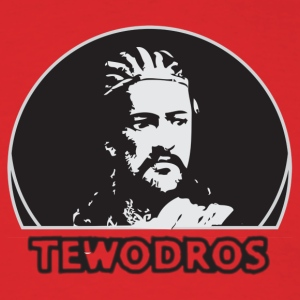 tewodros Hoodies - Men's T-Shirt