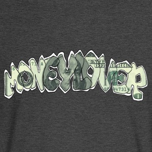 Money Lover - Men's Long Sleeve T-Shirt