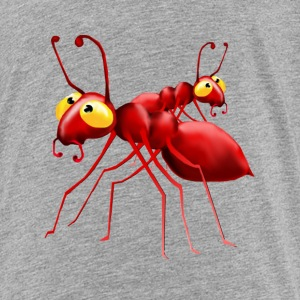 Two Red Ants - Toddler Premium T-Shirt