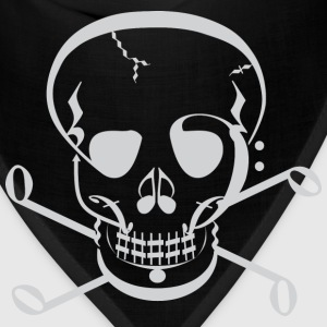 Music Jolly Roger T-Shirts - Bandana