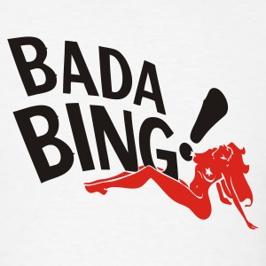 BadaBing - Men's T-Shirt
