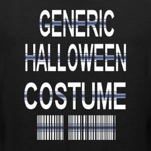 Generic Halloween Costume (white) - Men's Premium Tank