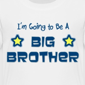 Future Big Brother Children's T-Shirt - Toddler Premium T-Shirt