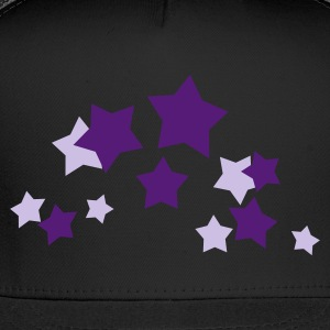 Gold and silver stars - Trucker Cap