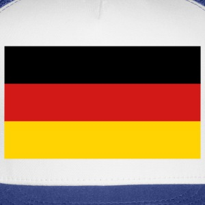 White Germany Buttons - Trucker Cap