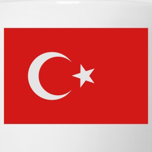 White Turkey Buttons - Coffee/Tea Mug