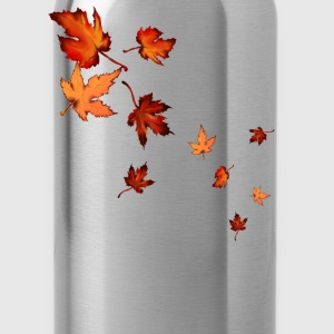 Fall Leaves - Water Bottle